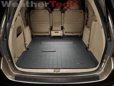WeatherTech Cargo Liner - Honda Odyssey - Large - 2005-2010 - Black