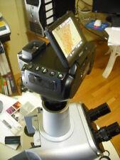 Olympus 43 Camera 2 Nikon Microscope Adapter 10x Lens Nosepiece Wild Leica Lei