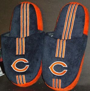 NFL Slippers, Chicago Bears (Youth Small) NEW   eBay