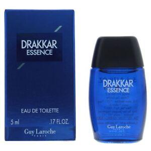 Guy Laroche Drakkar Essence Eau de Toilette 5ml Men's - NEW. Travel Size EDT