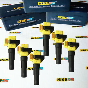 Tribeca OEM Quality Ignition Coil 6PCS Outback for 01-09 Subaru Legacy UF287