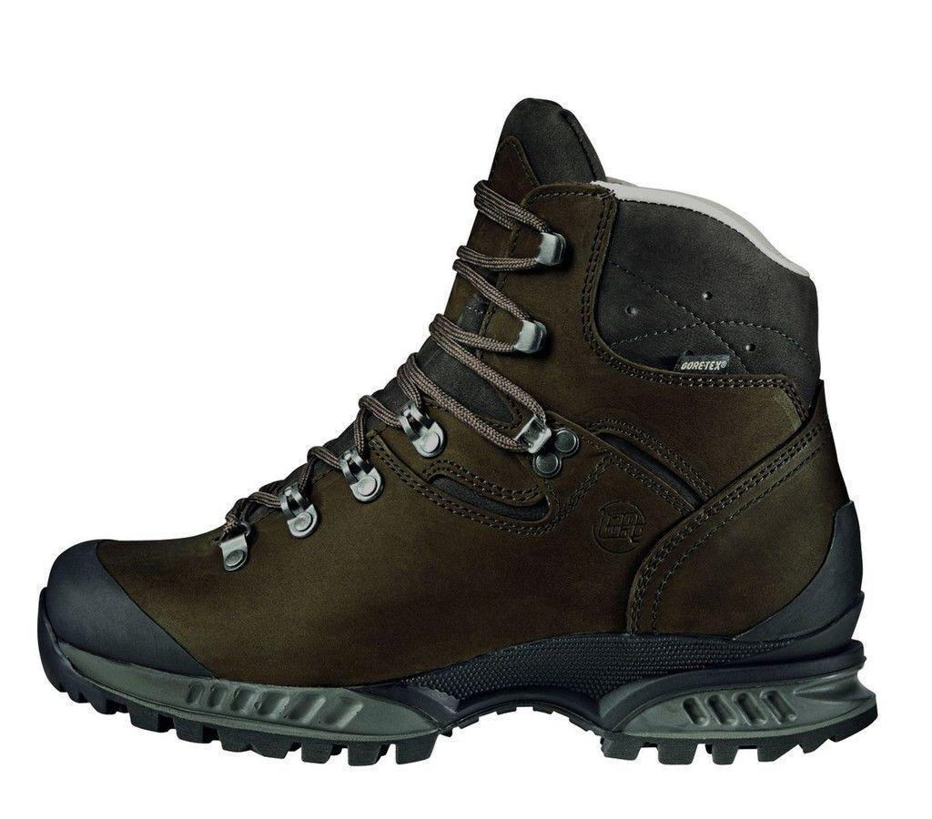 HANWAG Trekking Schuhe Tatra Narrow GTX Größe 11,5 - 46,5 Erde