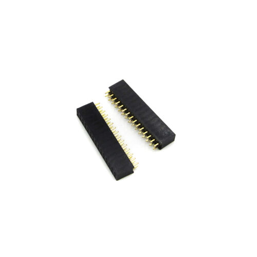 10PCS 2x10Pcs Pitch 2.54mm 2x15 Pin 30 Pin Female Double Row Straight Header ATF