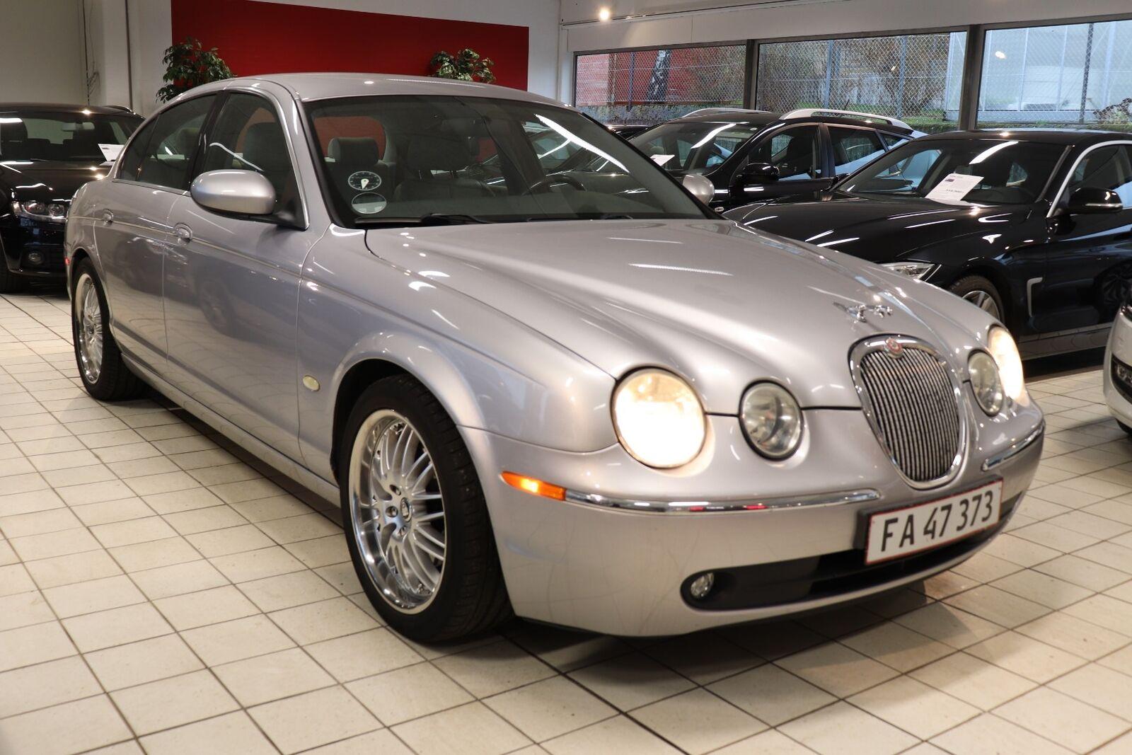 Jaguar S-Type 2,5 Classic aut. 4d - 89.900 kr.