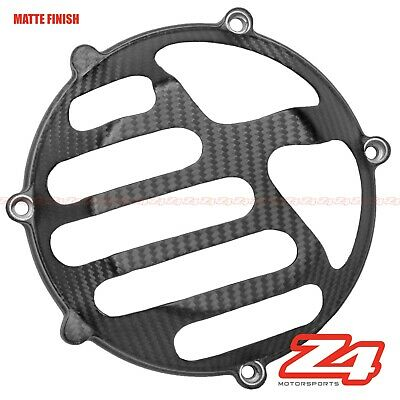 2017 2018 Yamaha R6 Carbon Fiber Clutch Gearbox Case Cover