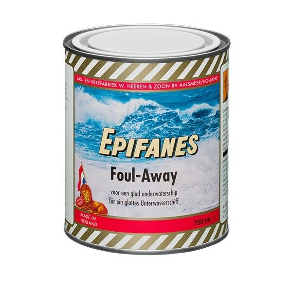 ( /1l) 750ml Epifanes Foul-Away biozidfrei, 750ml /1l) ce31fe