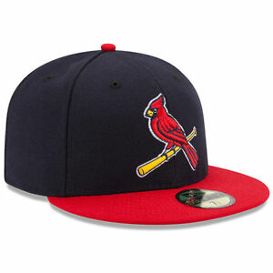 New Era 5950 ST. LOUIS CARDINALS Alternate 2 Cap MLB Baseball Fitted ... dbfe55cbba10