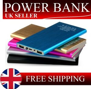 100000MAH-POWER-BANK-DUAL-USB-PORTABLE-THIN-BATTERY-CHARGER-ANDROID-IPHONE-UK