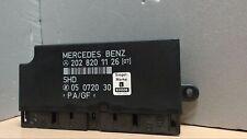 Mercedes Benz  W202  S202  2028201126 Steuergerät Komfort SHD Schiebedach