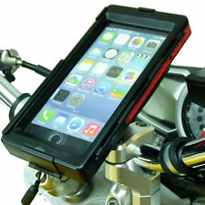 Tigra BikeConsole Impermeable Moto Motocicleta De Montaje Para Iphone 6 Plus (5.5)