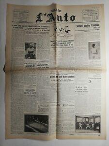 N294-La-Une-Du-Journal-L-039-auto-11-novembre-1931-Les-Grands-Prix-de-l-039-armistice