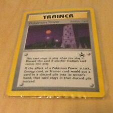 Pokemon POKEMON TOWER Black Star Promo #42 MINT