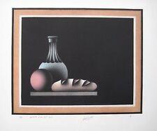 AVATI MARIO GRAVURE 1976 SIGNÉE AU CRAYON NUM/85 HANDSIGNED NUMB/85 ETCHING