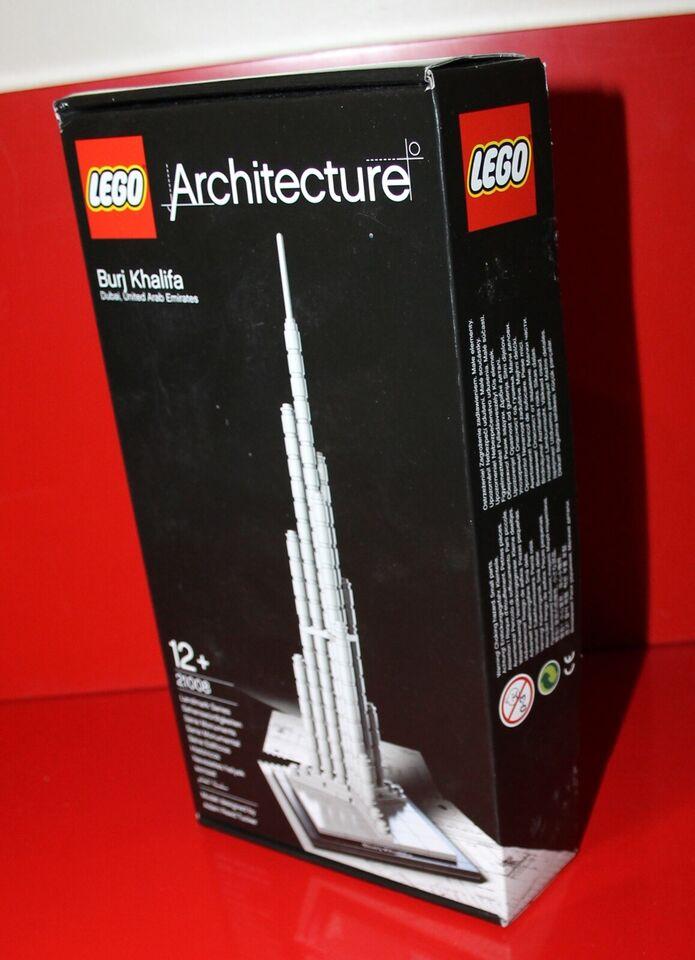 Lego Architecture, 21008 Burj Khalifa
