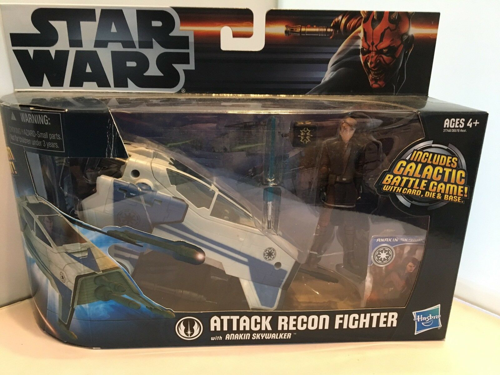 Star Wars Clone Wars - Attack Recon Fighter.