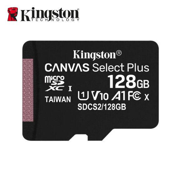 Kingston 128GB Motorola Moto G Stylus MicroSDXC Canvas Select Plus Card Verified by SanFlash. 100MBs Works with Kingston