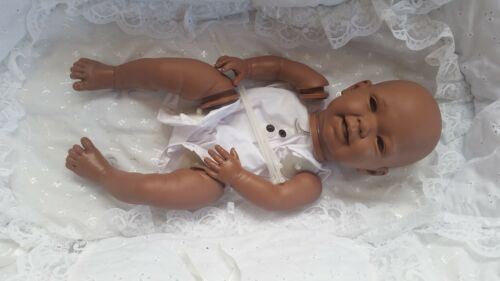 """RINATO Baby-Doll KIT etnici /""""Susie/"""" con gli arti COMPLETA 20in corpo del disco"""