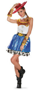 Image is loading Womens-Toy-Story-Jessie-Glam-Halloween-Costume 8ebd7ba6a13
