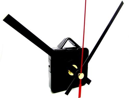 Nouveau de Rechange Quartz Mouvement D/'Horloge Mécanisme Moteur Métal Mains