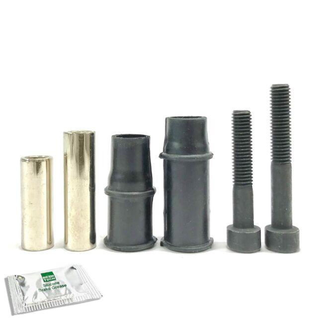 MITSUBISHI OUTLANDER ALL MODELS 2x FRONT CALIPER SLIDER PIN KITS BCF1424CX2