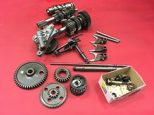D10 Ducati 750 SS I:E Bj2002 Monster Getriebe Getriebeteile Ölpumpe