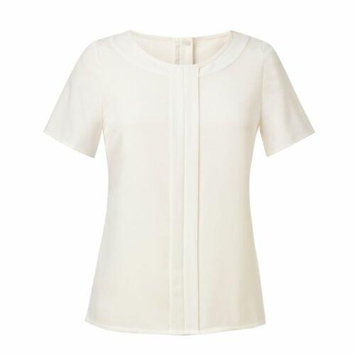 White Brook Taverner Felina short sleeve blouse