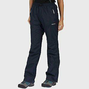 Regatta Women/'s Amelie III Waterproof Overtrousers Blue