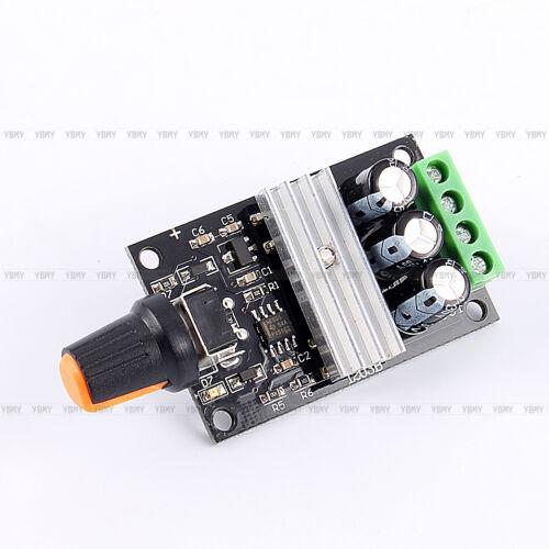 28V 3A Motor Speed Variable Controller Switch PWM Regulator Hot New DC 6V