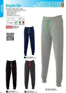 hommes Made Man Pantalons Pantalon 4 survêtement Colors Bergamo Jrc de Italy de survêtement pour w88rxtv