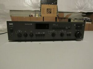 Vintage-NAD-7155-Am-Fm-Stereo-Receiver-with-manual