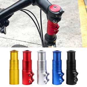 Bicycle-Handlebar-Fork-Stem-Extender-Riser-MTB-Road-Bike-Headset-Adaptor