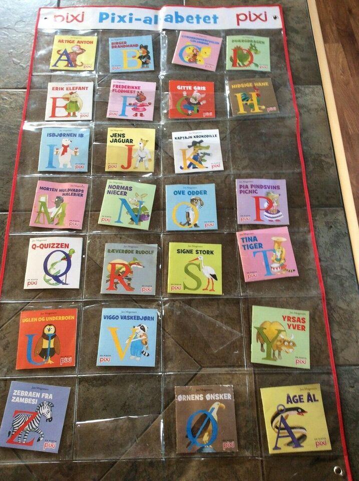 Velsete Pixi-alfabet-bøger, i – dba.dk – Køb og Salg af Nyt og Brugt YY-95