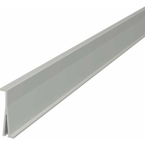 OBO Bettermann 2371 60 Trennwand für Kanalhöhe 60mm PVC grau 2 Meter