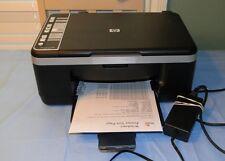 HP Deskjet F4180 All-In-One Inkjet Printer NICE!!!