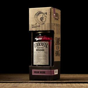 O'Donnell Moonshine WILDE BEERE Set mit Ausgießer Likör 0,7 l ! PORTOFREI