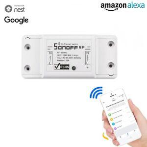 Sonoff-DIY-RF-Switch-Home-Automation-Wifi-App-Phone-Google-House-Alexa-433Mh