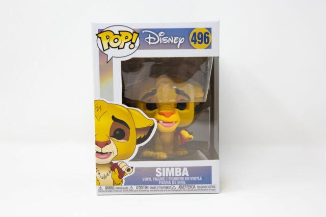 Funko Pop Vinyl-Disney-Simba 496