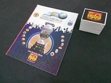 ALBUM PANINI SOCCER AMERICA CUP ARGENTINA 2011 + COMPLETE STICKERS SET