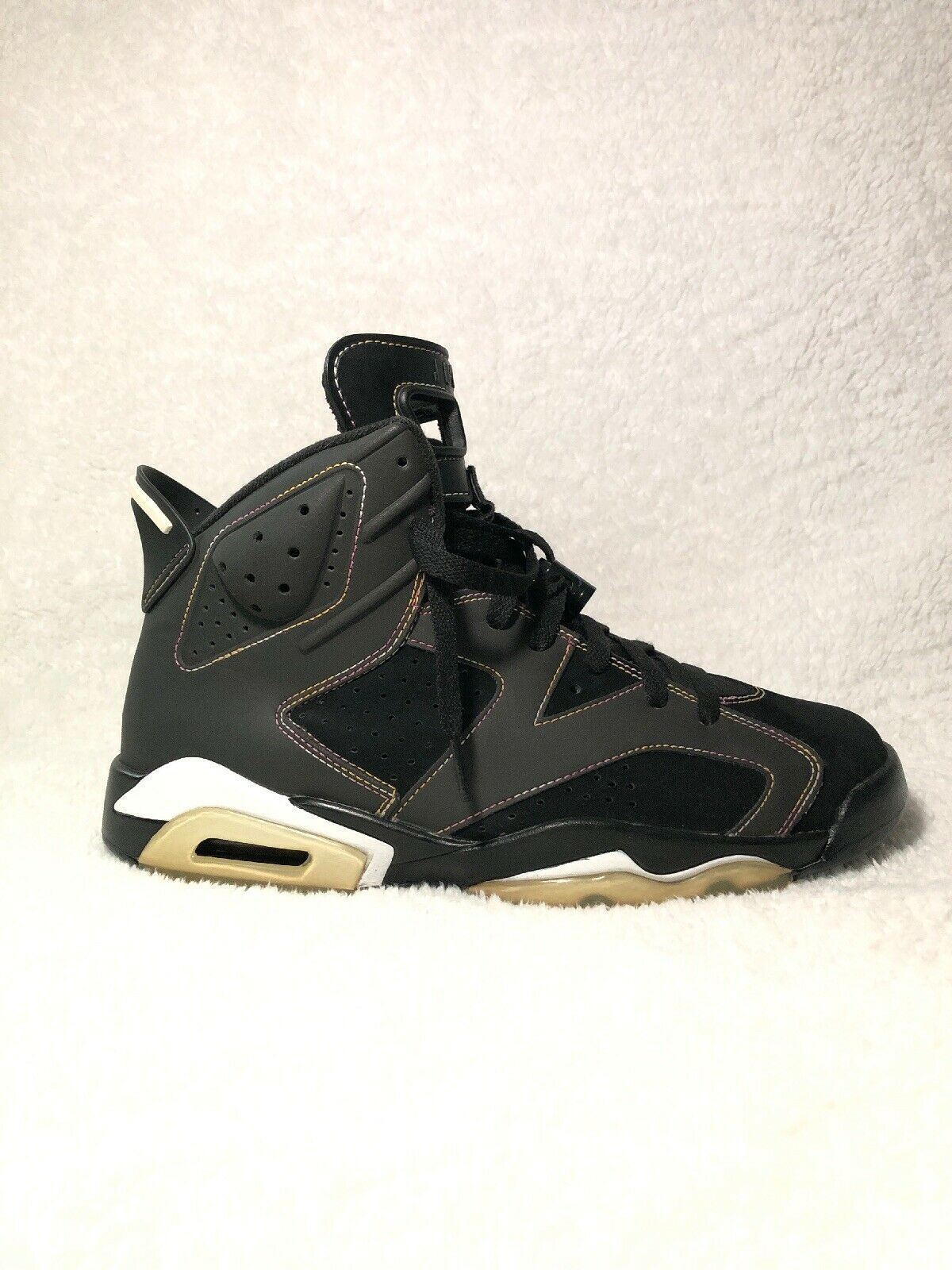 cee5f5a430a41 Air Jordan Retro 6 (size 9) Lakers nnptpx7256-Athletic Shoes - boots ...