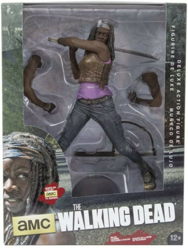 McFarlane The Walking Dead Michonne figurine-NEUF-non ouvert