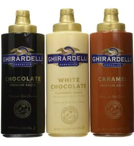 Ghirardelli-3PACK-White-Chocolate-Caramel-Premium-Sauce-Squeeze-Bottle-Syrup-Mix