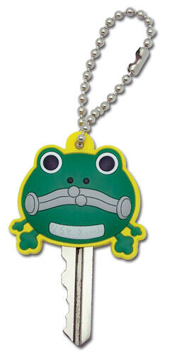 Naruto Shippuden Frog Wallet Coin Purse Key Cap Keychain Anime Licensed NEW