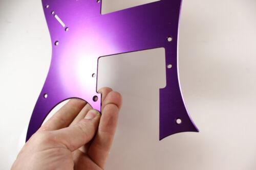 tm Purple Anodized Aluminum pickguard fits Ibanez RG550 Jem RG HXH HH