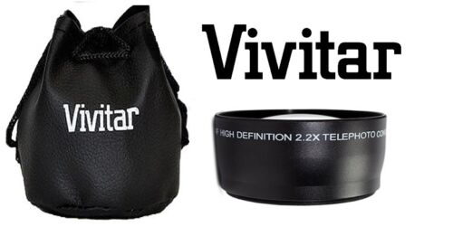 Hi Def Telephoto Lens 2.2x For Panasonic Lumix DMC-G7H