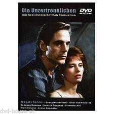 DVD * DIE UNZERTRENNLICHEN * NEU & OVP * Jeremy Irons & Genevieve Bujold *