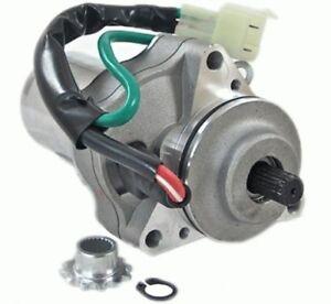 STARTER FITS CAN-AM DS90 MINI 4-Stroke Engine 90cc 2006 2007 ATV STARTER