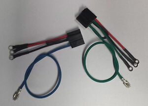 s l300 johnson evinrude power trim & tilt relay harness connector socket  at bakdesigns.co