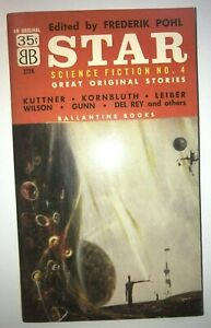 STAR-SCIENCE-FICTION-STORIES-4-edited-Frederik-Pohl-1958-Ballantine-272K