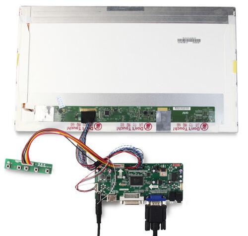 HDMI+DVI+VGA+Audio LCD Controller Board Driver Kit for LTN156AT05-U09 1366X768