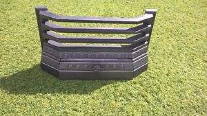front bars grill fret fire front  replacement part for fireplaces